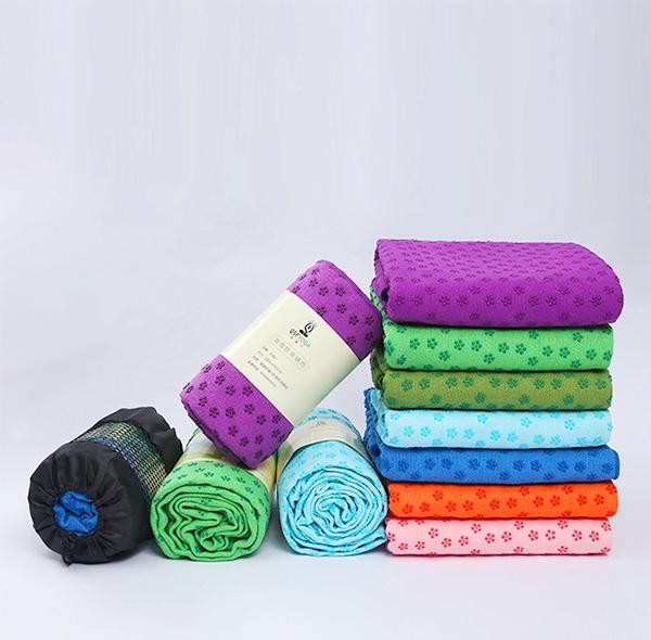 瑜伽铺巾的分类